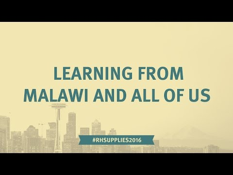 Learning from Malawi and all of Us