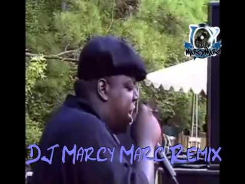 Notorious B.I.G - Holy Ghost (Part 2) (DJ Marcy Marc Remix)
