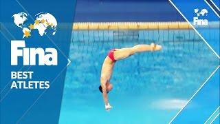 Chen Asien (CHN) - Best Male Diver 2016 - FINA World Aquatics Gala