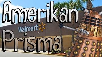 Amerikan Prisma - Walmartin kauppakassit