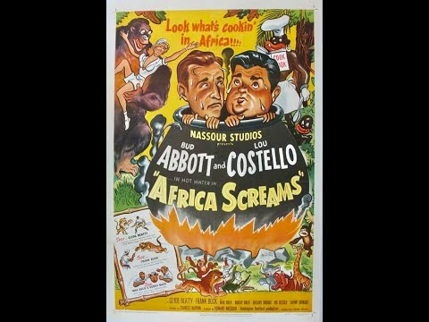 Africa Screams with Abbott and Costello (1949) Full Movie OLD HOLLYWOOD CLASSICS