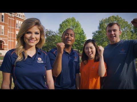 Auburn Engineering Student Recruitment 2017 HD
