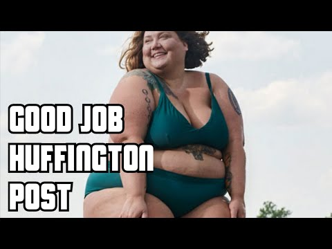 Good Job Huffington Post   Everything We Know About Obesity is WHAT?