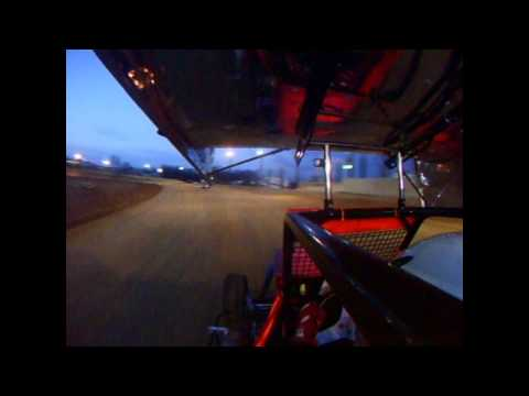 """micro sprint flip at shippensburg speedway """"davelabe""""mslracing1 onboard cam"""