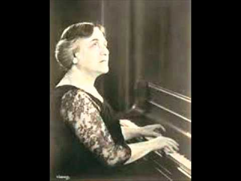 Dame Myra Hess plays Chopin Waltz No. 1 in E flat Op. 18