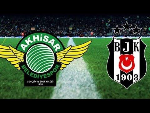 Bjk Vs Akhisar/Türkçe Spikerli Fifa
