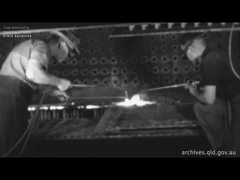 Building a Locomotive (1920) - Ipswich Railway Workshops