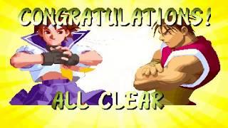 【TAS】SFZ2 Alpha - Dramatic Battle ~ Sakura & Guy