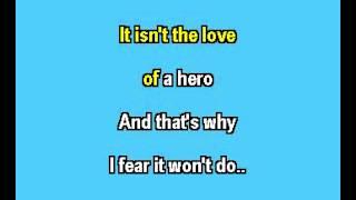 QH10003NB 08   Nickelback & Josey Scott   Hero