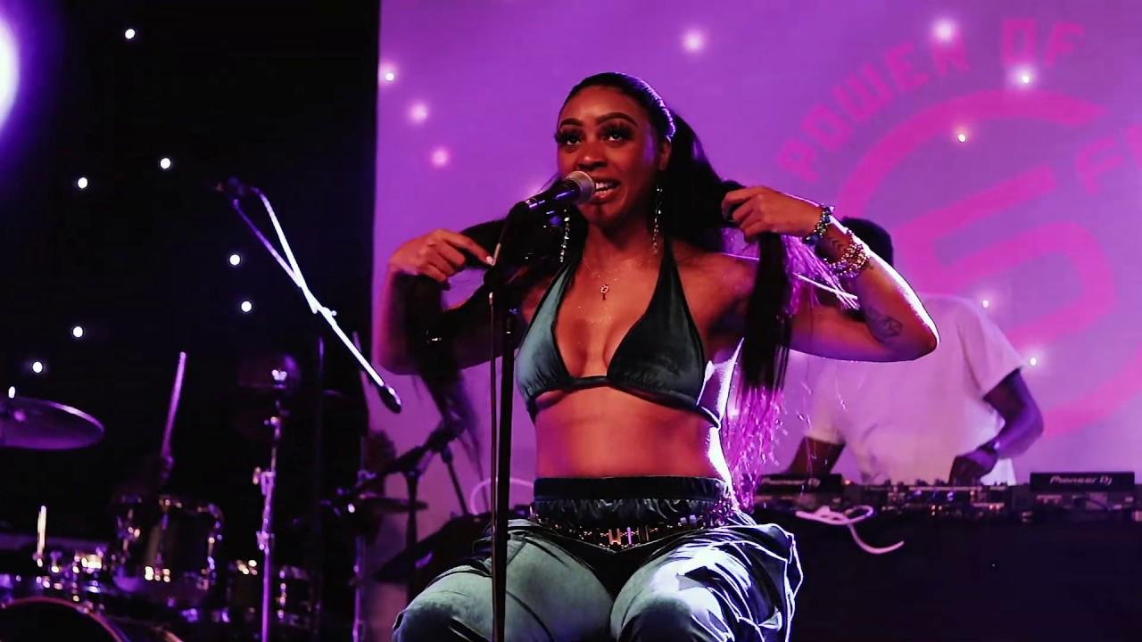 Download The Stir Up on 5FM - Nadia Nakai LIVE