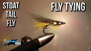 Fly Tying - Stoat Tail Salmon Fly   TAFishing