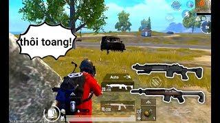 PUBG Mobile - Combo Sniper DMR Luôn Làm Mình Thích Thú | Clear Team Trung Quốc Dễ Dàng =))