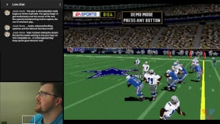 The MADDENing Stream Ep. 9: Madden NFL 2000 (Playstation, 1999)