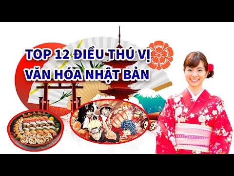 12 điều thú vị trong văn hóa của người Nhật Bản | Văn Hóa 4 Phương
