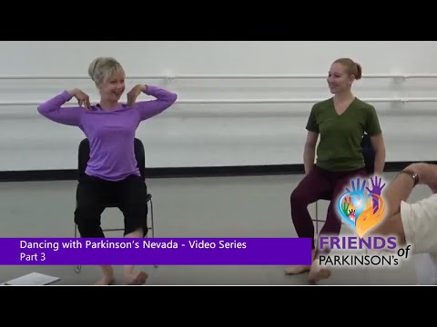 Part 3: Dancing with Parkinsons NV Video Series