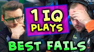When pros make 1 IQ plays — BEST FAILS of 2019