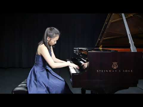 Christine Cheng Plays Transcendental Etude No. 10 in F Minor, by Franz Liszt