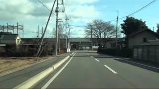 【車載動画】栃木県道めぐりシリーズ r220大久保蒲須坂線