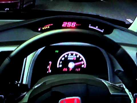 Honda civic type r 39 top speed stock youtube for Honda civic type r top speed
