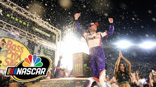 NASCAR Cup Series Bristol Night Race | EXTENDED HIGHLIGHTS | 8/17/19 | Motorsports on NBC