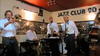 Charlestown Jazzband play Shout