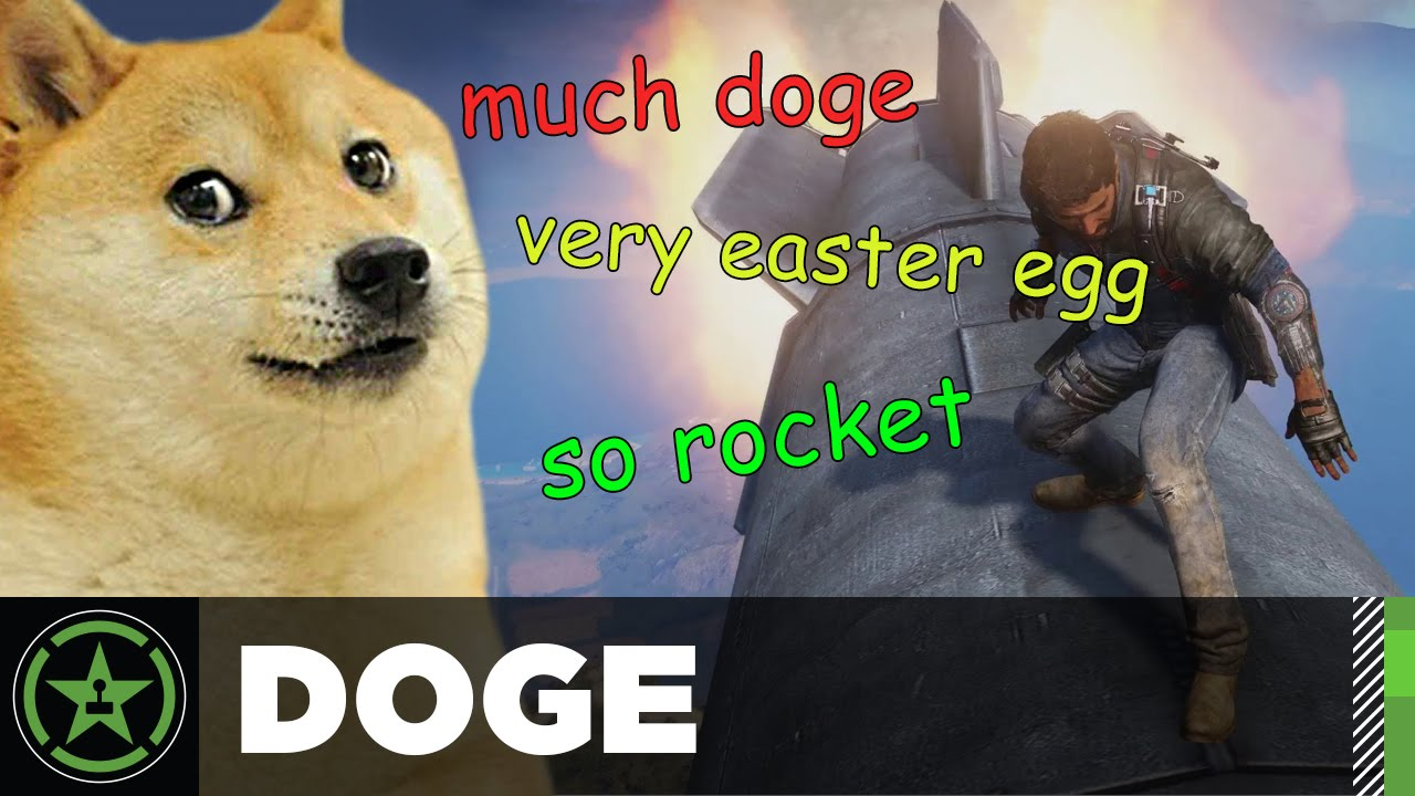 Easter egg just cause 3 doge mode youtube solutioingenieria Images