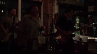James Harman with Bill Bates .Guitar. Crapshoot . July 2016.