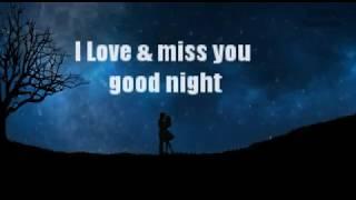 Kata kata ucapan selamat malam romantis terbaru