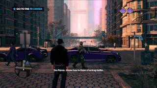 Saints Row the Third (Part 21) - Taking Stag Down A Peg