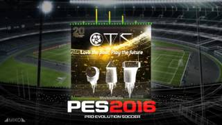 cts love the past play the future ost pes 2016