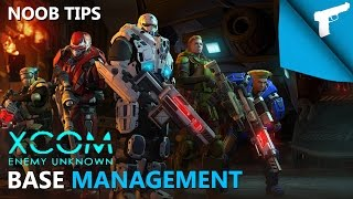 XCOM: Enemy Unknown | Noob Tips, Base Management (Revamped Version)