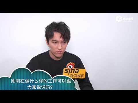 Димаш: дал интервью для Weibo (Китай)