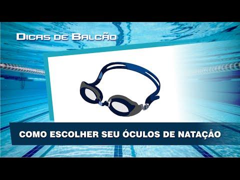 0fdd7b2a7b20d Óculos de Natação - Como escolher - YouTube