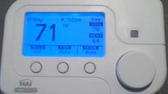 Home Automation - HAI Omnistat2 Thermostat