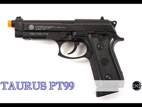 Airsoft | Taurus PT99 CO2 Blowback Pistol | Full Review
