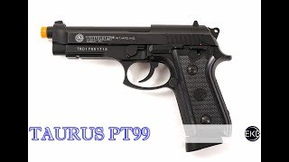 Airsoft | CO2 Blowback Taurus PT99 Pistol | Full Review