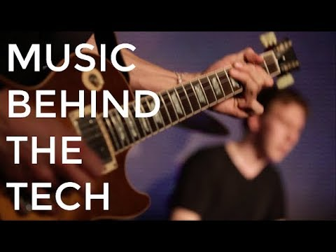 Music Behind the Tech: Andy Pape, Social Media Senior Manager