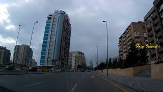 Баку проспект Гусейна Джавида