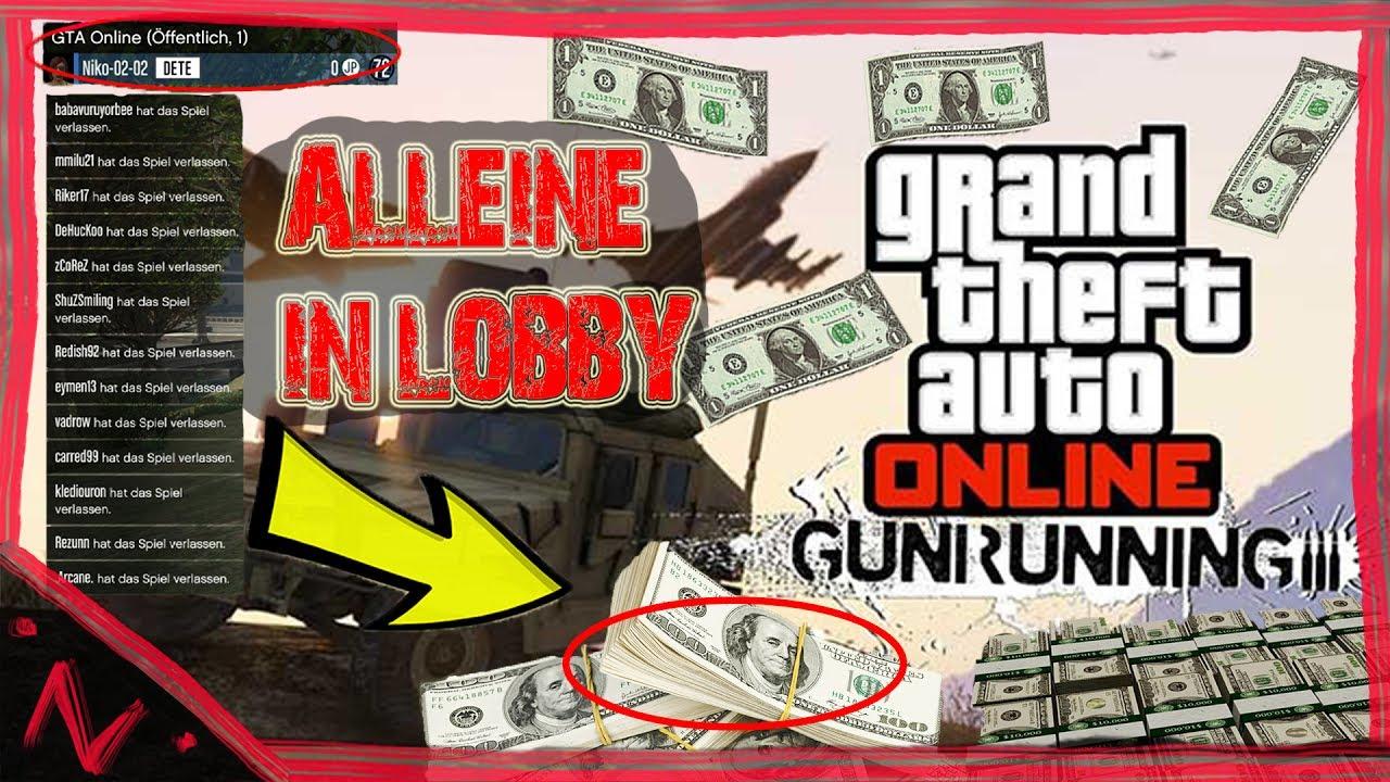 Gta Online Alleine Spielen