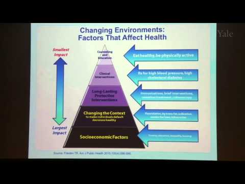Decreasing Global Noncommunicable Disease by Reducing Risky Behaviors