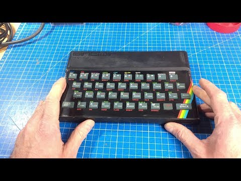 Sinclair ZX Spectrum 48K Future Proofing