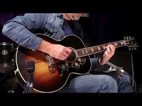 Gibson 2019 SJ200 Vintage  •  SN: 12888015