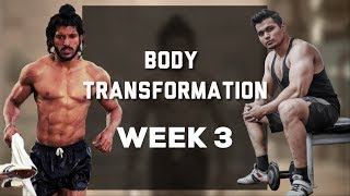 Apna Time Aayega-Motivation Video | Yash Sharma Body Transformation Update 3