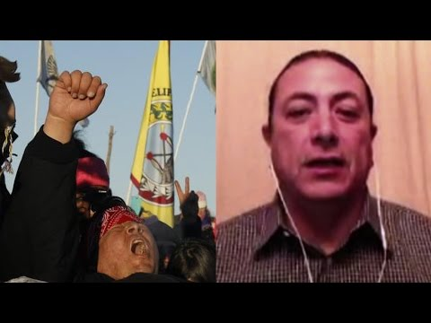 Image result for Standing Rock Sioux chairman: 'I was slighted. I was disrespected.'