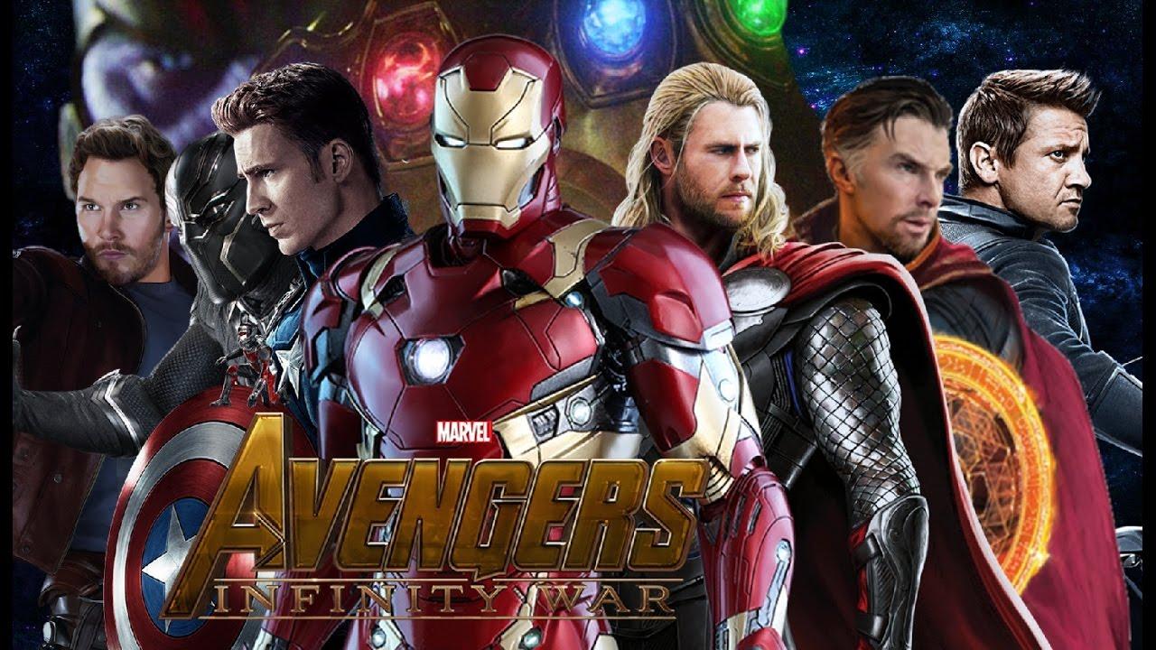 Avengers: Infinity War Besetzung