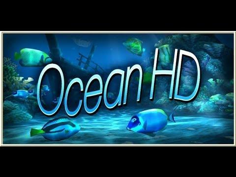 Живые обои для Андроид Ocean HD