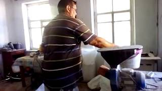 Приготовление зерно-смеси для гусей в домашних условиях.