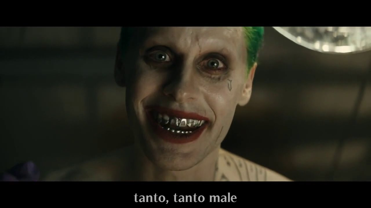 Suicide Squad Trailer Ufficiale Comic Con Sub Italiano Hd