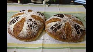 Хлеб без ЗАМЕСА на молочной сыворотке, Получается всегда 100% результат