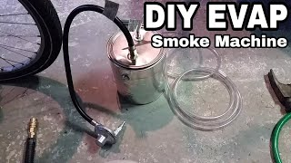 DIY EVAP Smoke Machine
